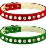 Xmas Dog Collars
