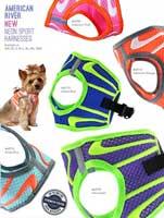 Neon Sport Dog Harnesses