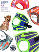 Neon Sport Dog Harnesses