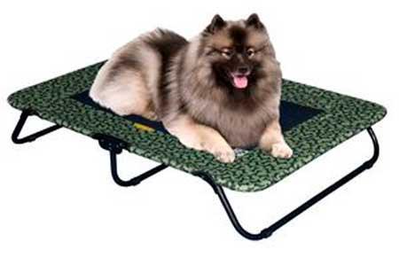 Dog Cot Sage 3 Sizes