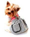 Vintage Tweed Dog Dress