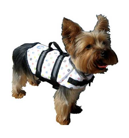 Designer Dog Life Jacket The Louie