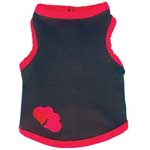Lots of Love Black Dog Tank