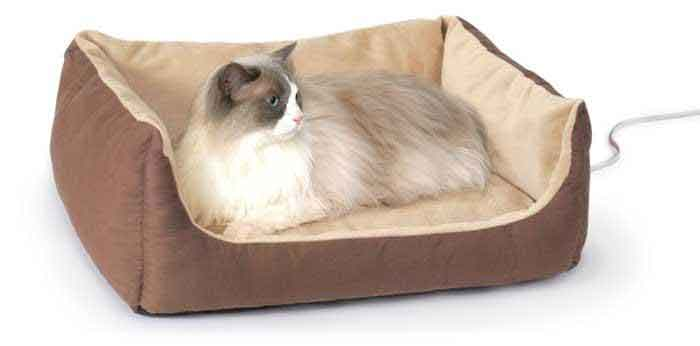 Cuddle Cushion Thermo Cat  Bed