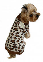 Leopard Dog Sweater